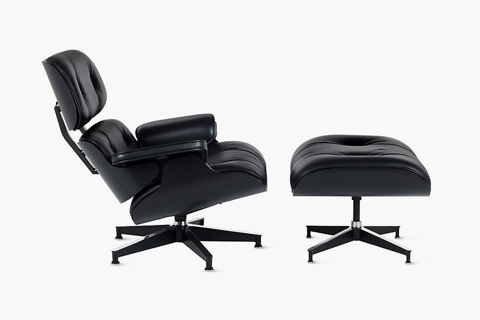 Furniture Friday #1 | Eames Lounge Chair