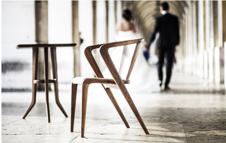 Furniture Friday #39 | Portuguese ROOTS chair by Alexandre Caldas