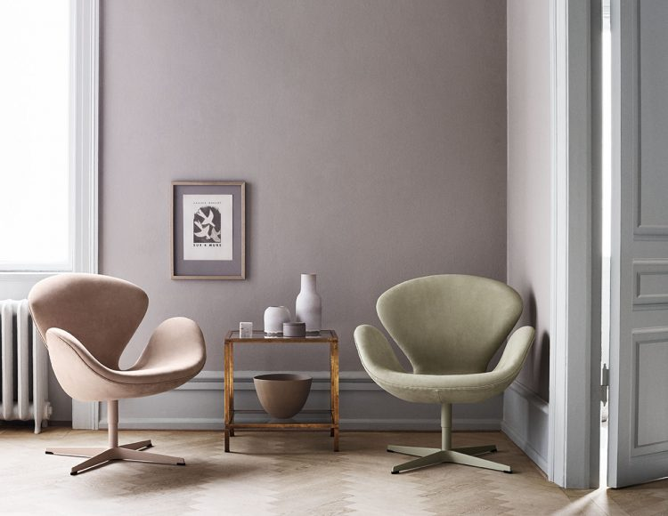 Furniture Friday #43 | The Swan by Arne Jacobsen